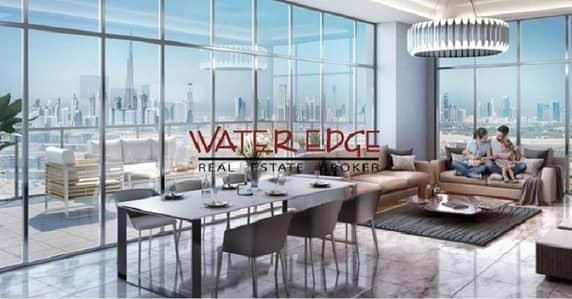 Studio for Sale in Bur Dubai, Dubai - 5 Year Post Handover I Studio