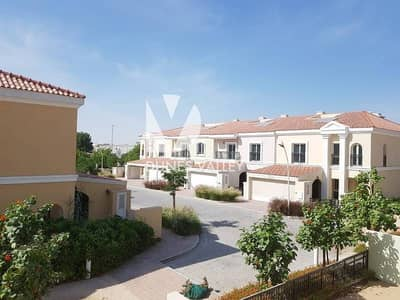 4 Bedroom Townhouse for Rent in Green Community, Dubai - Vacant | 4 bedroom | Maid Room | Corner Unit