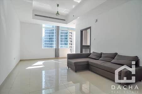 2 Bedroom Apartment for Rent in Dubai Marina, Dubai - Bright + Great viewsBotanica Tower2bed