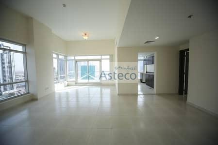 1 Bedroom Apartment for Rent in Dubai Marina, Dubai - 1 BHK- Huge Living Room 4 CHQs AC Free!!