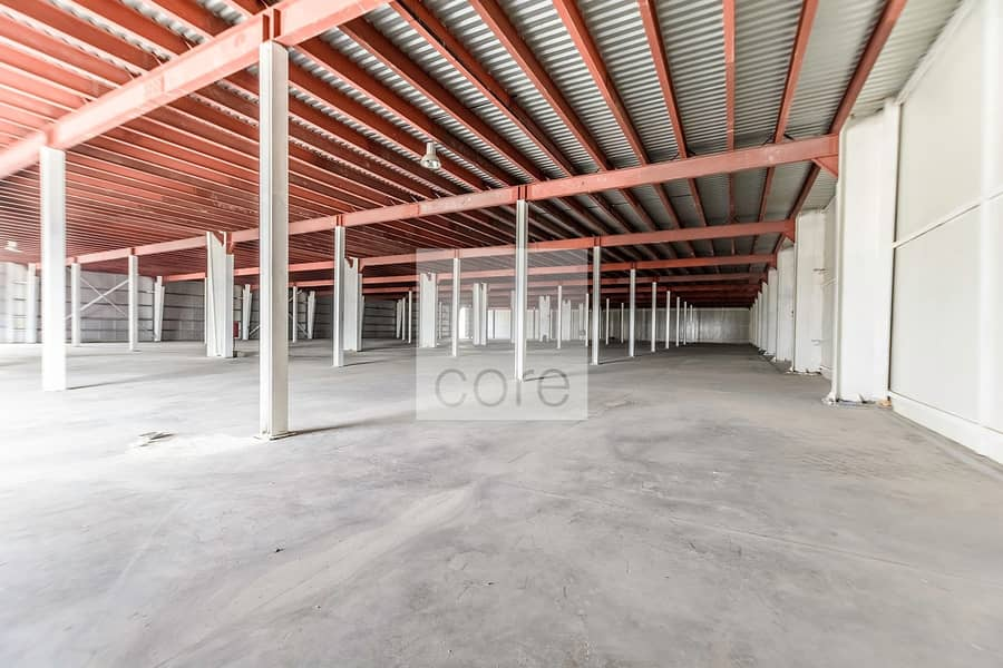 High standards warehouse | Mussafah Area