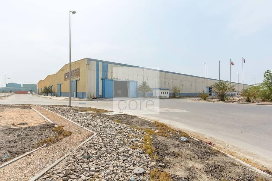 10 High standards warehouse | Mussafah Area