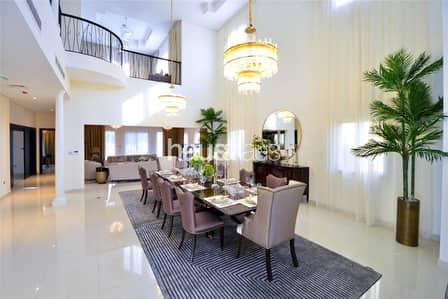 4 Bedroom Villa for Sale in Jumeirah Golf Estate, Dubai - Huge Villa | Brand New | Excellent Value