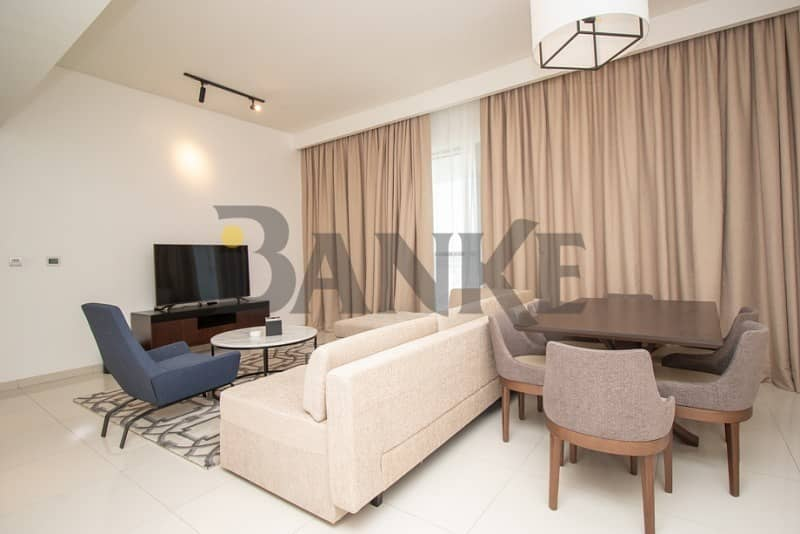 1 Brand New | 2 BED | Fully Furnished | Avanti Damac