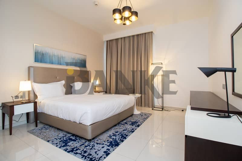 2 Brand New | 2 BED | Fully Furnished | Avanti Damac