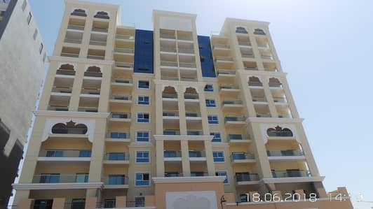 1 Bedroom Flat for Rent in Al Furjan, Dubai - Spacious One Bedroom with Living Room for Rent