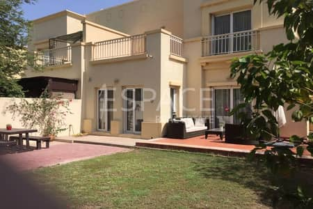 3 Bedroom Villa for Sale in The Springs, Dubai - Rare 1E Villa | Full Lake and Park views