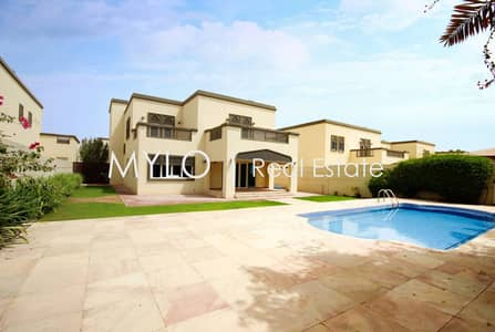4 Bedroom Villa for Sale in Jumeirah Park, Dubai - 4 bedroom Large | District 4 |View today