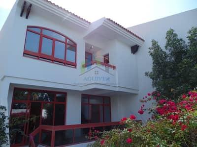 4 Bedroom Villa for Rent in Corniche Road, Abu Dhabi - 4BR +MR +DR with Garden in Corniche Area