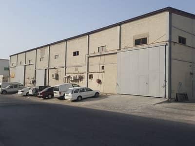 Warehouse for Rent in Al Rashidiya, Dubai - Commercial warehouse for rent in Dubai.