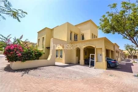 فیلا 3 غرفة نوم للبيع في الينابيع، دبي - Motivated | Type  1E | Large Corner Plot