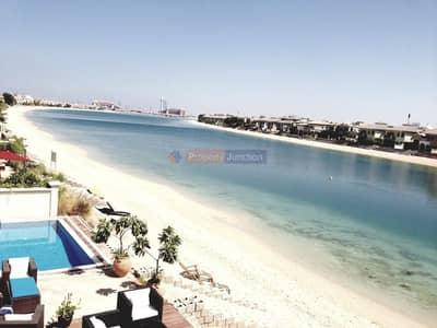 4 Bedroom Villa for Sale in Palm Jumeirah, Dubai - 8.3M 4BR+M Villa for sale in Frond O