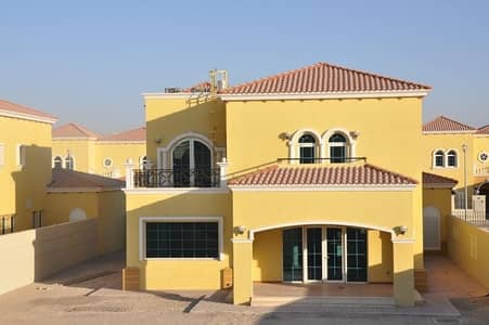 5 Bedroom Villa for Rent in Jumeirah Park, Dubai - YAS - Legacy Large Spacious Villa  - 5 BR Rent 270k