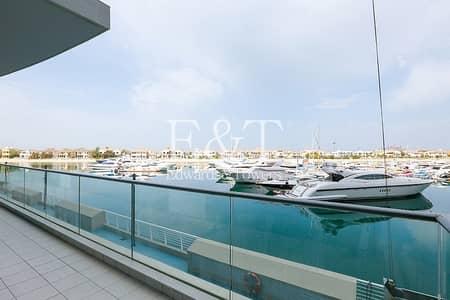 شقة 1 غرفة نوم للبيع في نخلة جميرا، دبي - Promenade Level | Rented | Immaculate PJ