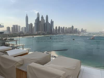 2 Bedroom Penthouse for Rent in Palm Jumeirah, Dubai - TOP FLOOR Penthouse - Five Palm|Great views|Private pool