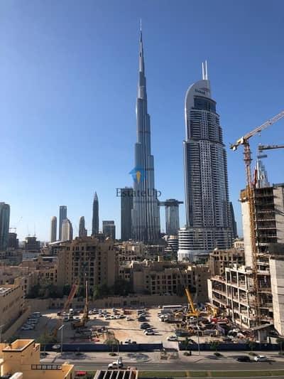 2 Bedroom Flat for Rent in Downtown Dubai, Dubai - Vacant 2 Bedroom | Burj View | Low Floor