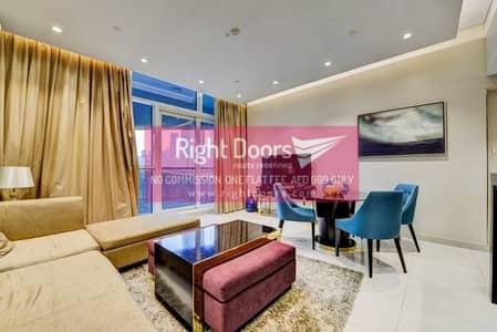 شقة 1 غرفة نوم للايجار في وسط مدينة دبي، دبي - Only pay AED 999! No 5% Com!