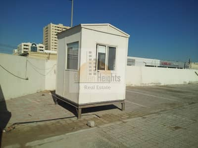 Industrial Land for Rent in Industrial Area, Sharjah - 35000 SQ FT OPEN LAND FRO RENT IN IA 4