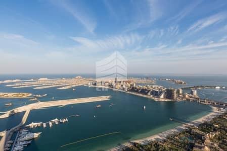 1 Bedroom Flat for Sale in Dubai Marina, Dubai - Full Sea View I 1 BR Apartment I Damac ResidenceI Dubai Marina