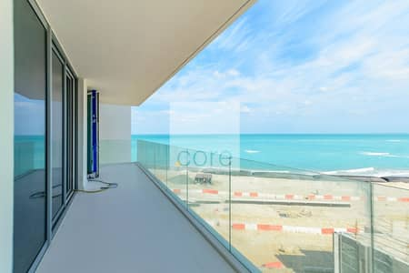3 Bedroom Apartment for Sale in Saadiyat Island, Abu Dhabi - High Quality Sea Views | Large Balcony