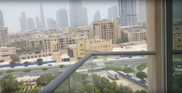 1 Bedroom Flat for Sale in Downtown Dubai, Dubai - Higher floor Gorgeous 1 Bedroom Apartment in Burj Views Tower A Old Town View