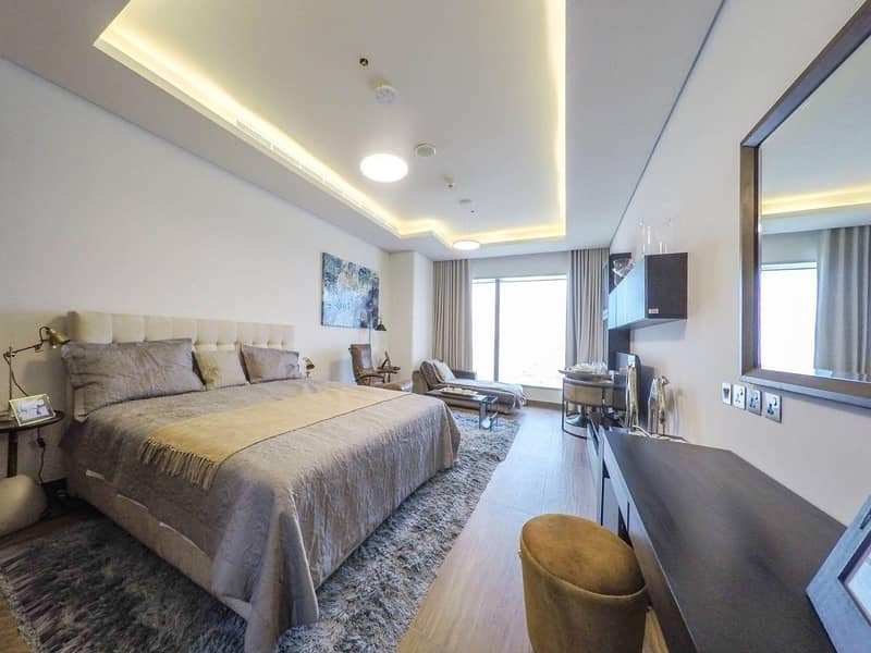 2 Rare Studio Unit  | Canal and Park View