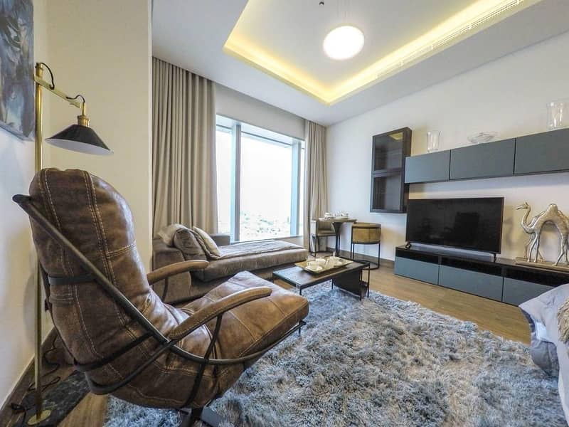 10 Rare Studio Unit  | Canal and Park View