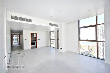 2 Bedroom Apartment for Rent in Dubai Marina, Dubai - Largest Layout- Brand New- Marina & Sea View