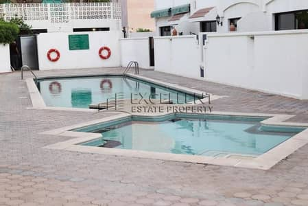 4 Bedroom Villa for Rent in Al Wahdah, Abu Dhabi - Fabulous 4 BR Villa with Maids Room and 3 Car Parking in Al Wahda