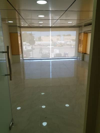 Office for Rent in Al Mowaihat, Ajman - OFFICE SPACE FOR RENT/ DIRECT FROM THE OWNER/MEZZANINE FLOOR