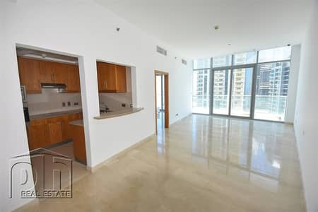 1 Bedroom Apartment for Rent in Dubai Marina, Dubai - Atlantis/Sea View - 1 bed+ Maid - Vacant