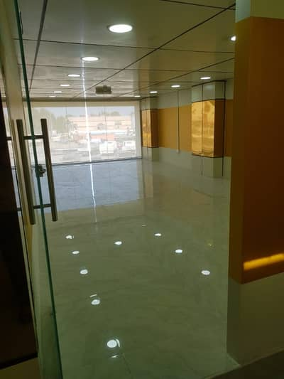 Office for Rent in Al Mowaihat, Ajman - OFFICE SPACE FOR RENT /DIRECT FROM THE OWNER/NO COMMISSION