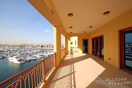 3 Bedroom Apartment for Sale in Palm Jumeirah, Dubai - New To Market | Full Sea Views | Vacant