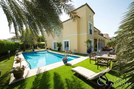 5 Bedroom Villa for Sale in Motor City, Dubai - Best Family Villa in Green Community East