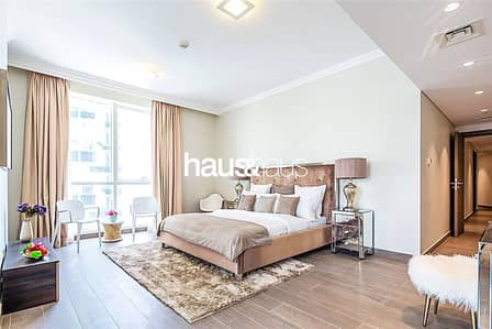 2 Bedroom Flat for Sale in Jumeirah Beach Residence (JBR), Dubai - F.Upgraded 2 bed with Post Payment Plan!