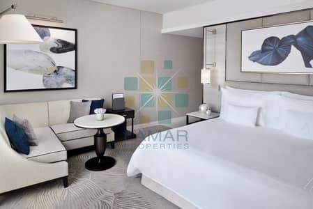 Hotel Apartment for Sale in Downtown Dubai, Dubai - Landmark of Luxury - Refurbished studio