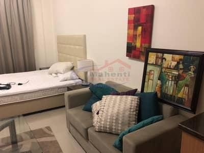 Studio for Rent in Arjan, Dubai - Furnished Studio for rent in Ajran Dubai