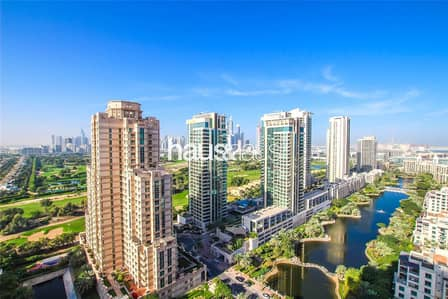 3 Bedroom Flat for Sale in The Views, Dubai - Vacant | Panoramic View | 1