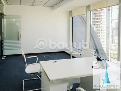 Office for Rent in Business Bay, Dubai - GET READY OFFICE IN YOUR BUDGET BUSINESS BAY!