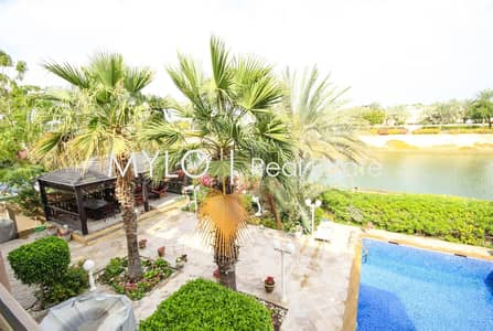6 Bedroom Villa for Rent in The Meadows, Dubai - Pool + Lake view I 6 Bedroom + Maid I L2