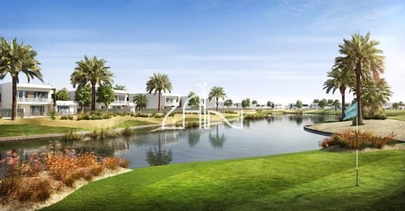 3 Bedroom Townhouse for Sale in Yas Island, Abu Dhabi - No 2% ADM + 5 Years Free Service Charge