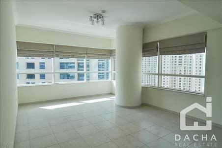 2 Bedroom Apartment for Rent in Dubai Marina, Dubai -  vacant in Al Sahab 2