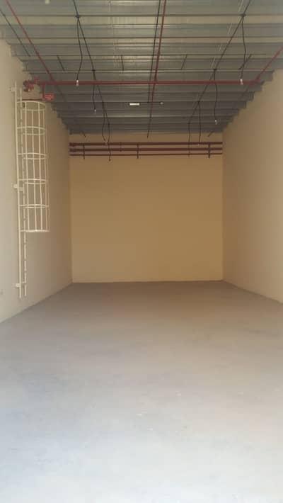 Warehouse for Rent in Al Jurf, Ajman - Brand New 1500 Sqft Warehouse For Rent in Al Jurf Ajman With 3 Phase Electricity & Washroom