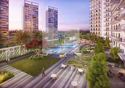 2 Bedroom Flat for Sale in Dubai Production City (IMPZ), Dubai - Pay 10% and get Two Bedroom Apartment in Midtown Dania