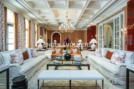 One of the most luxurious Dubai mansions