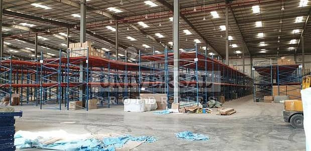 Warehouse for Rent in Al Jurf, Ajman - Main Road Brand New 52000 Sqft Warehouse Available For Rent in Ajman Al Jurf Area
