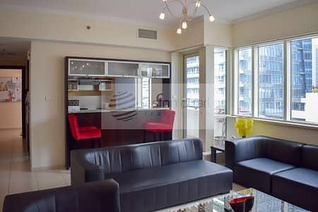 2 Bedroom Apartment for Sale in Dubai Marina, Dubai - Vacant on Transfer| 2BR+Study| Al Majara