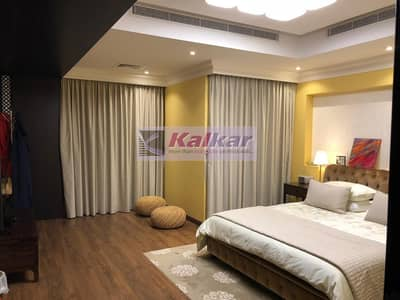 5 Bedroom Villa for Rent in Al Furjan, Dubai - AL FURJAN AMAZING Family Living UPGRADED in Al Furjan-Type A Villa-5 Bed room + maid