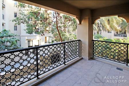 1 Bedroom Apartment for Rent in Old Town, Dubai - 1 Bedroom | Unfurnished | Upgraded Kitchen