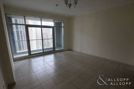 1 Bedroom Flat for Rent in Dubai Marina, Dubai - Available Now | Chiller Free | Unfurnished